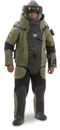 Protection PPE-EOD-EOD10-Bomb Suit