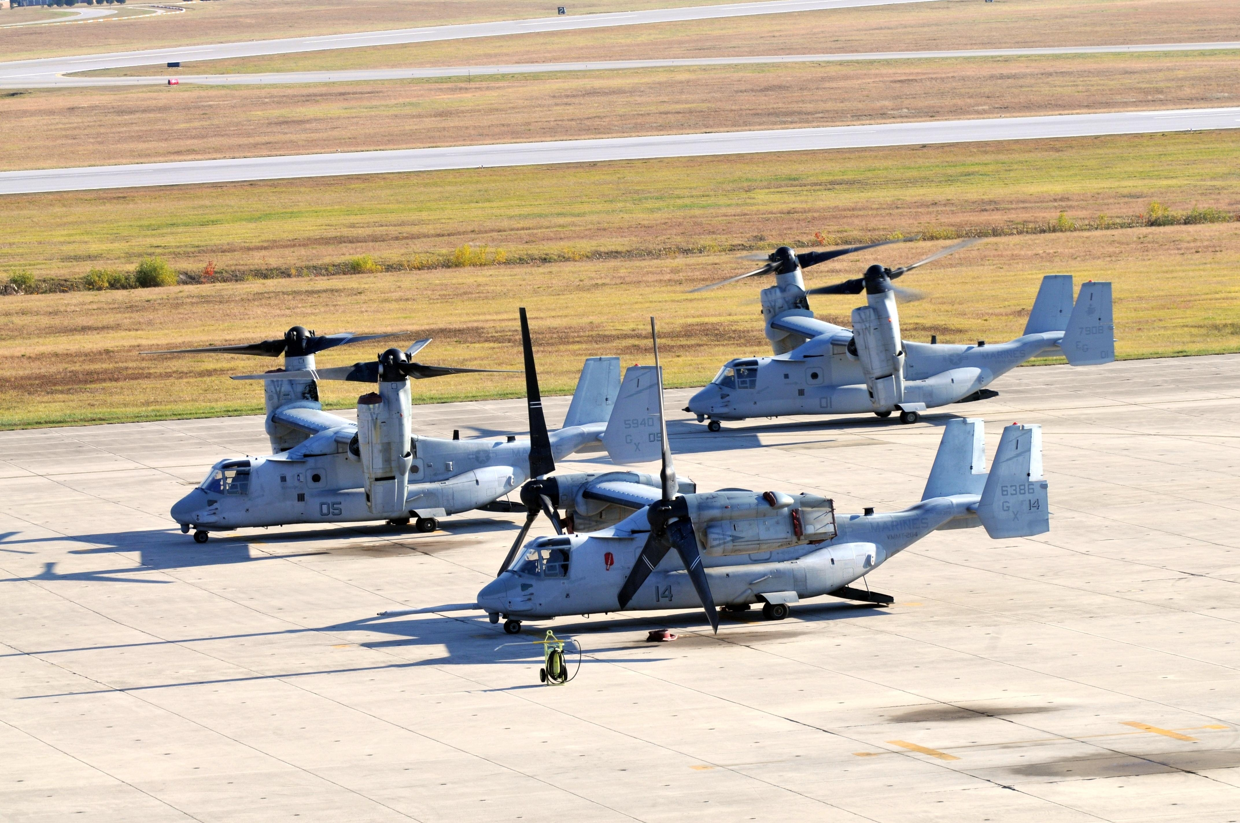 Flying the Bell-Boeing V-22 Osprey - Armada International