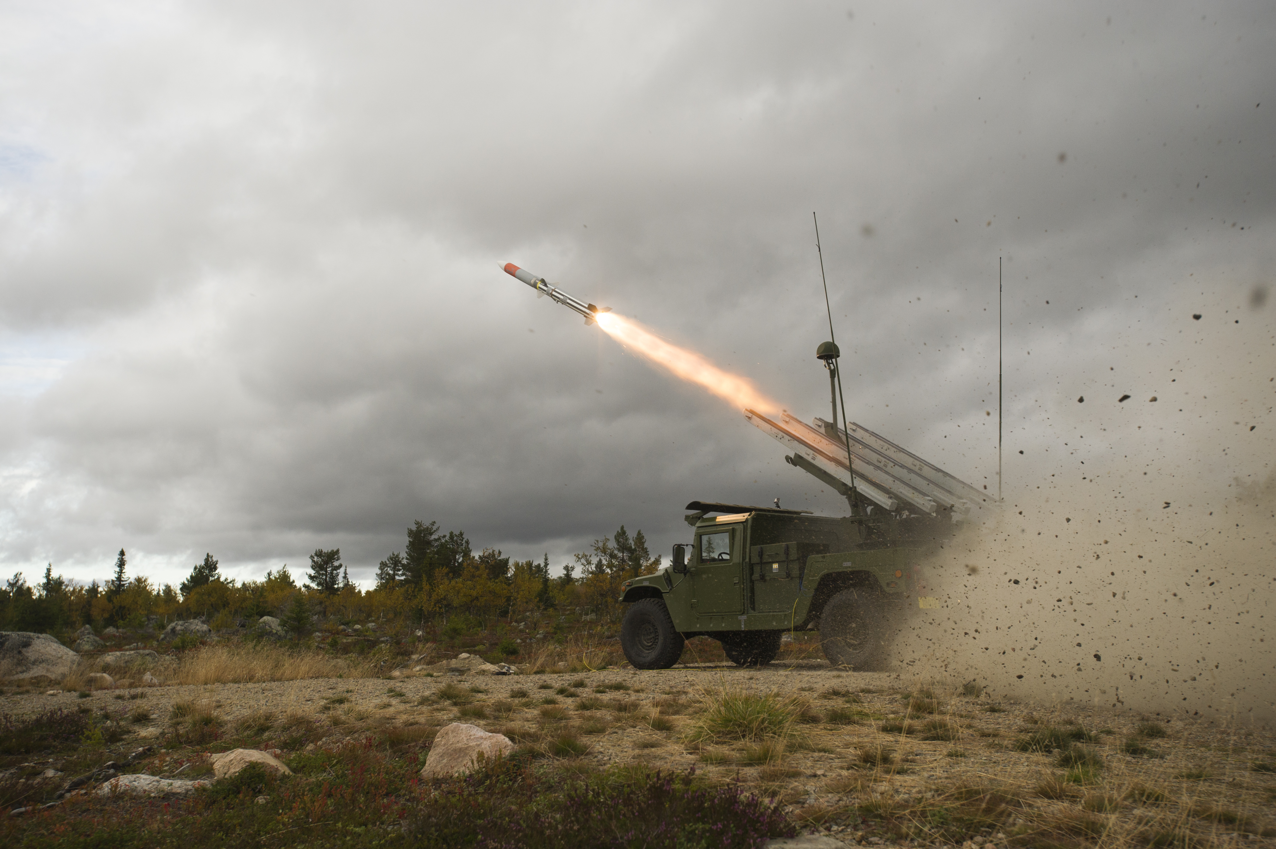 Norway NASAMS Deliveries to Commence 2018 - Armada ...