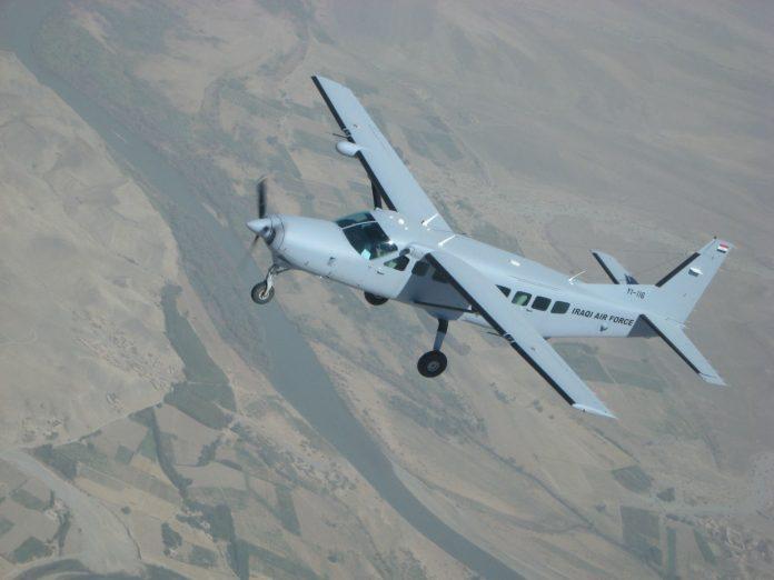 caravan-AC-208B-Iraqi-Air-Force