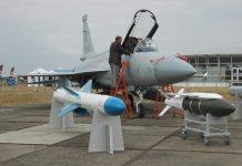 Pakistani JF-17 Thunder