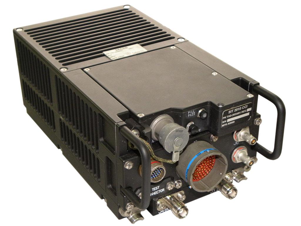 Leonardo's M-428 IFF transponder