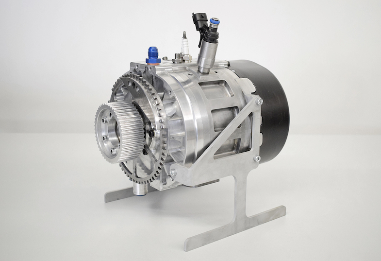 3w 180 Sre Hybrid Wankel Engine Armada International