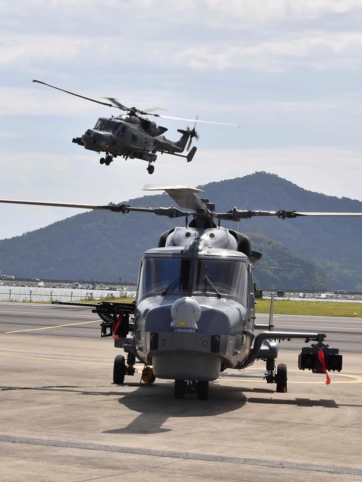 Rotors Over The Ocean - Armada International