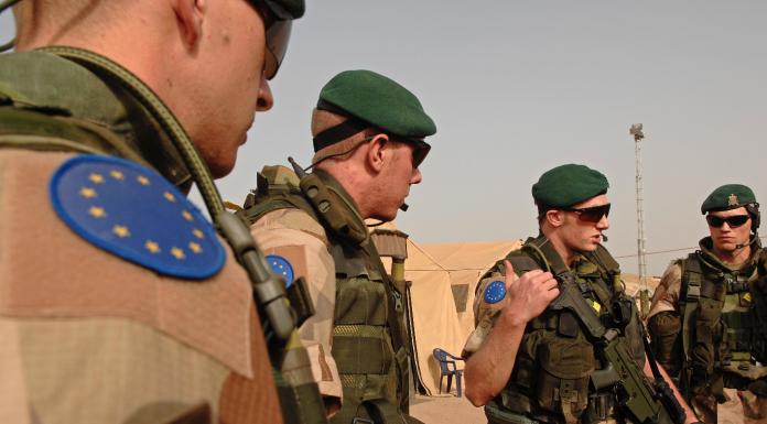 EU troops