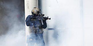 SOF troop