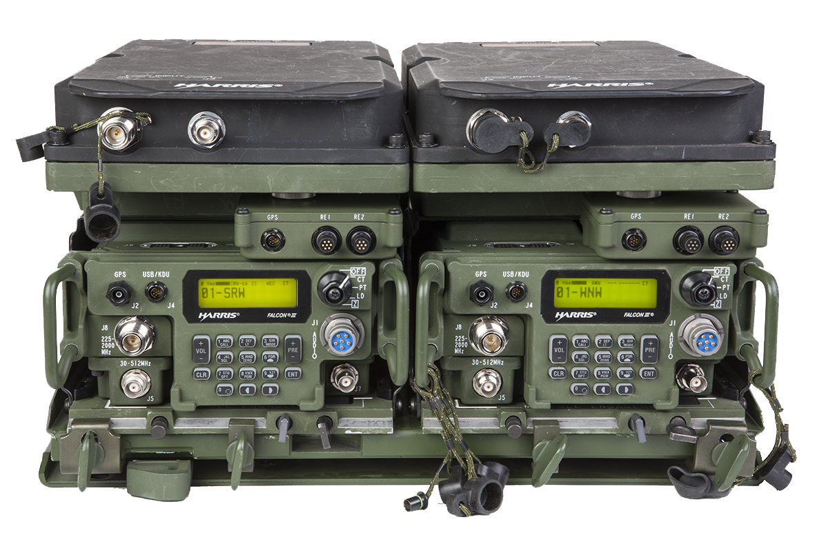 Harris is providing the AN/VRC-118(V) mid-tier networking radio