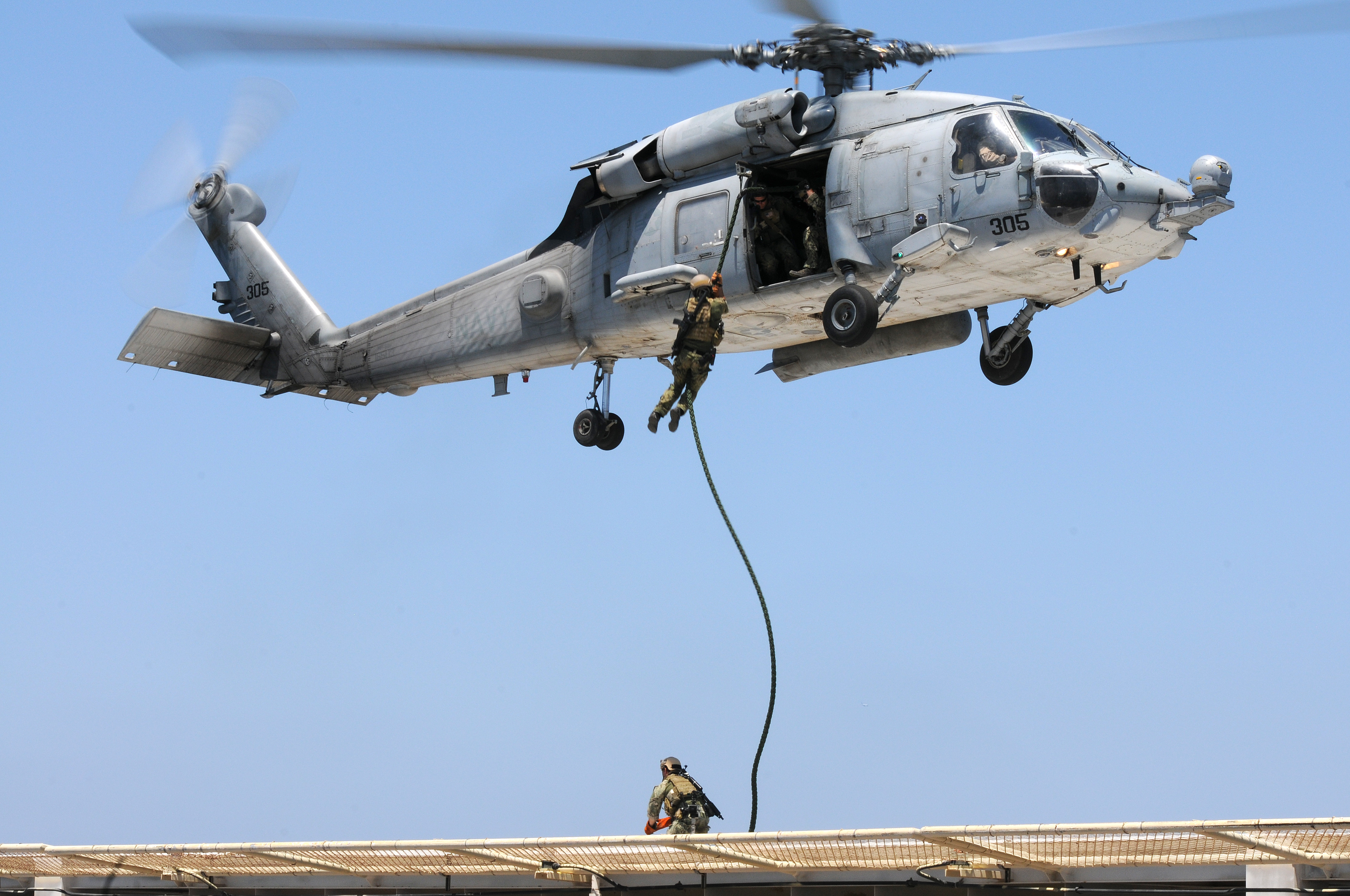 maritime special operations