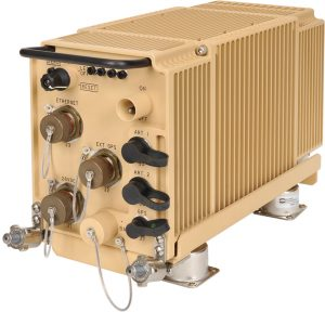 Raytheon's MR-150 tactical radio