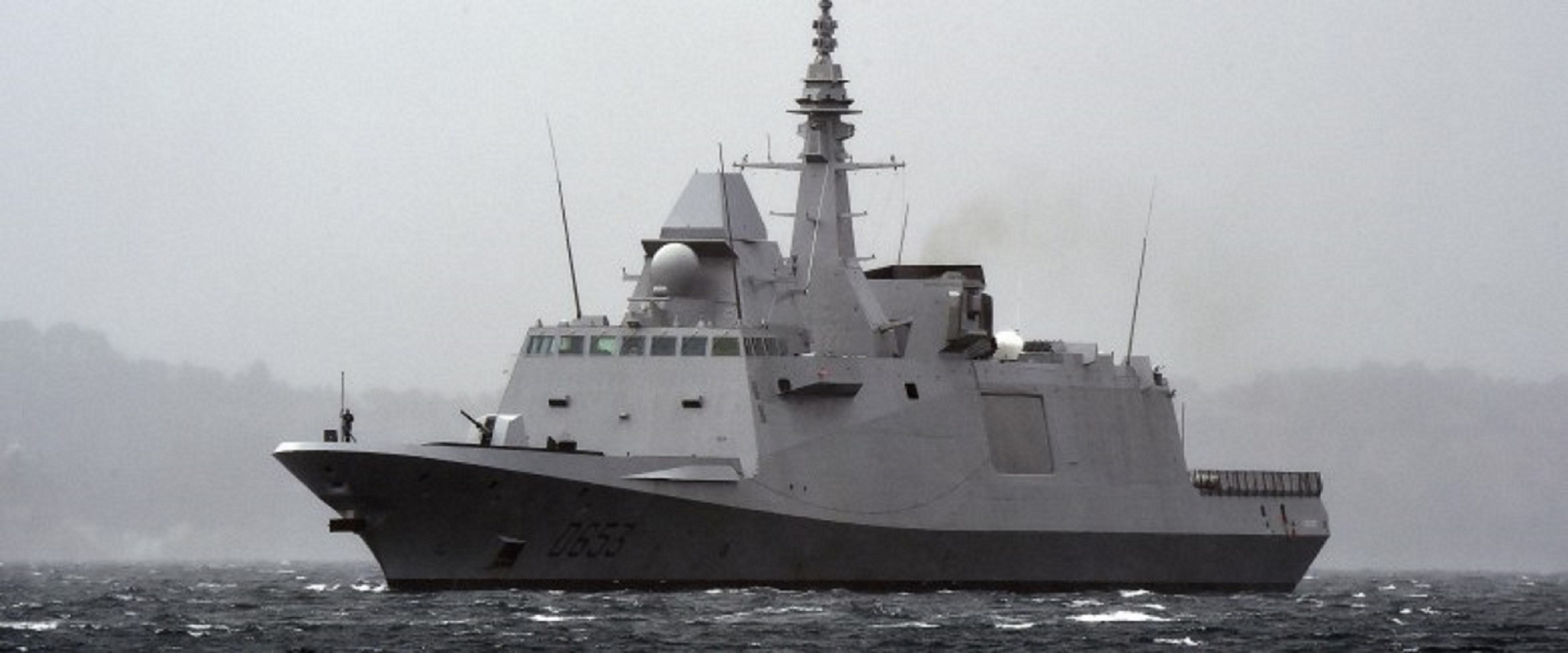 FREDA air defence frigates