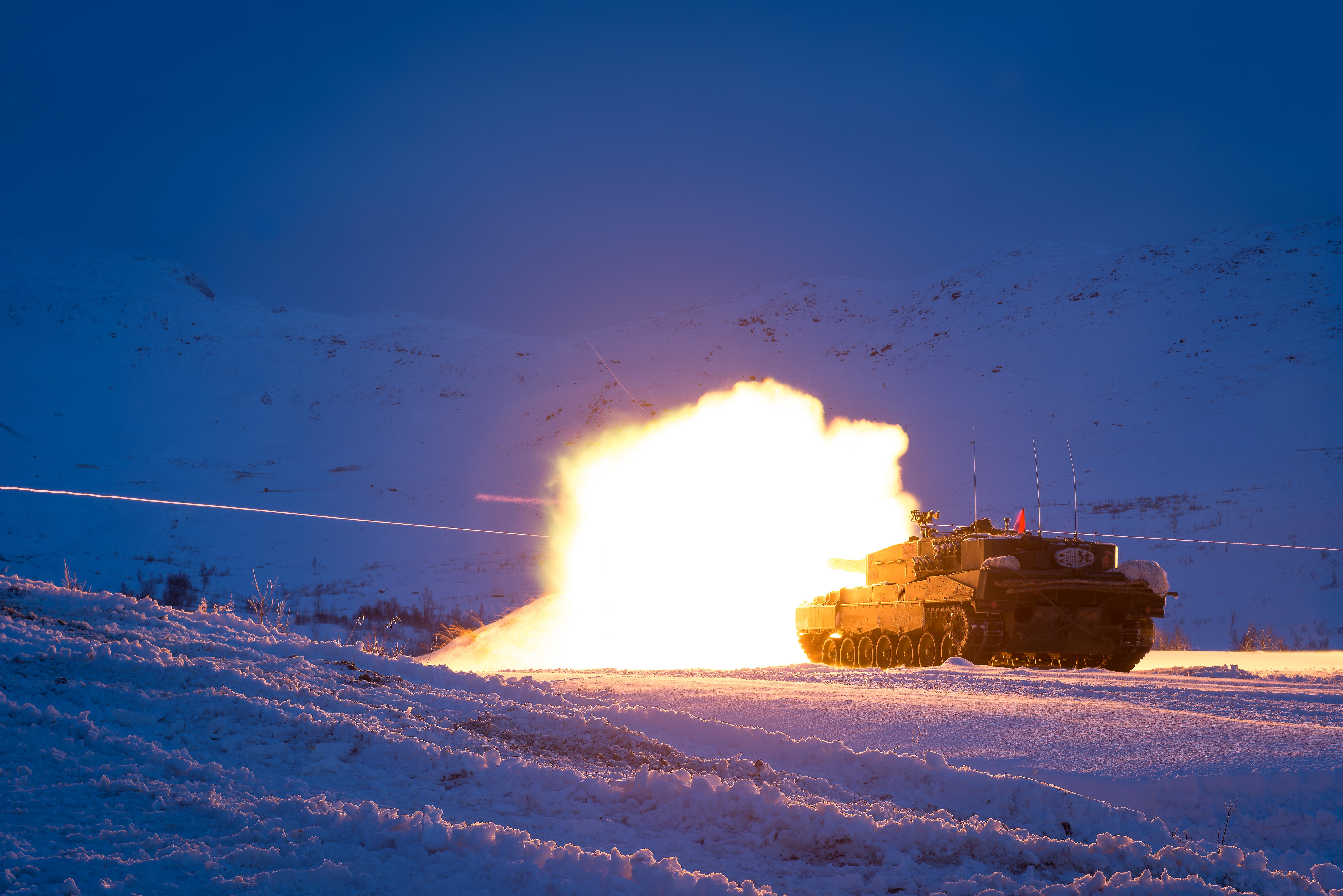anti tank operations