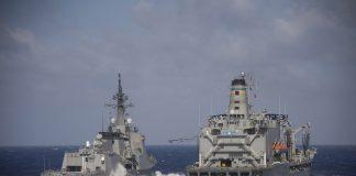JMSDF fleet