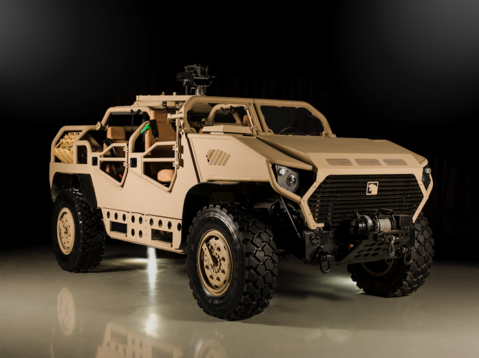 Nimr's Ajban Special Operations Vehicle