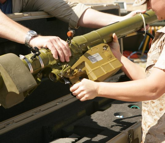 The threat from MANPADS