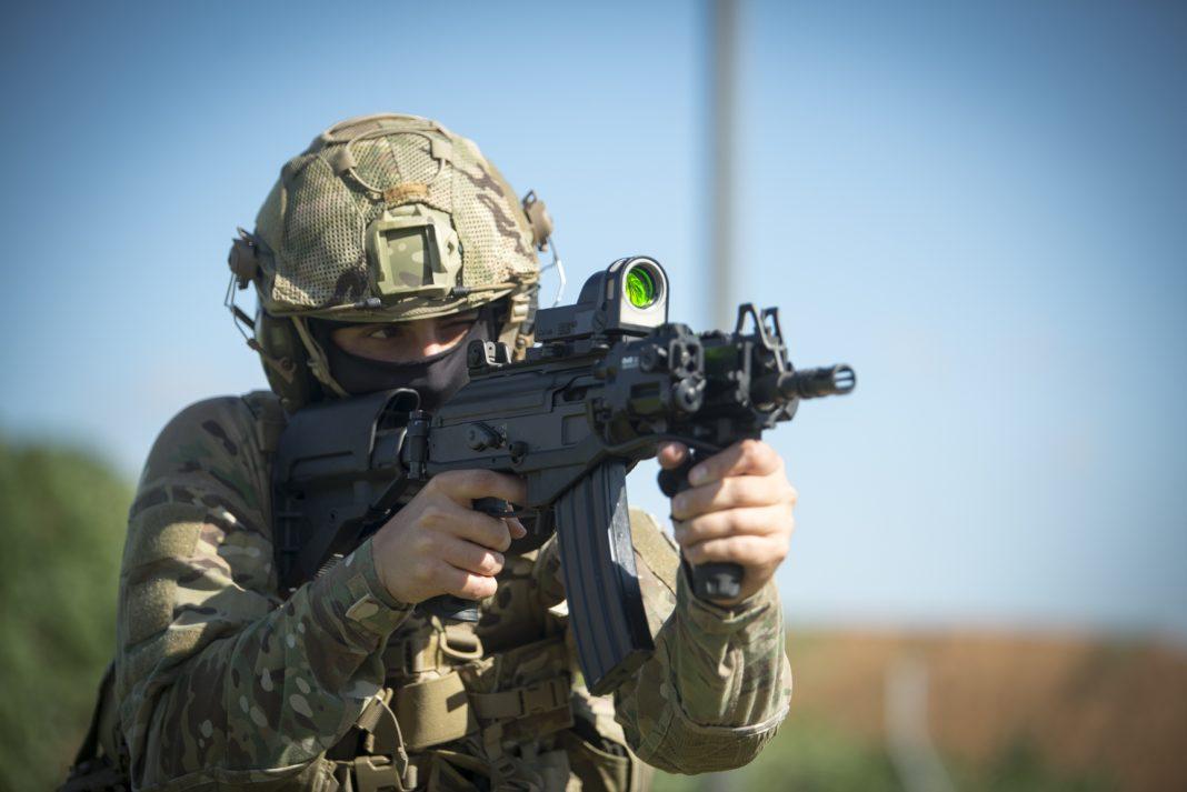 ACE assault rifles