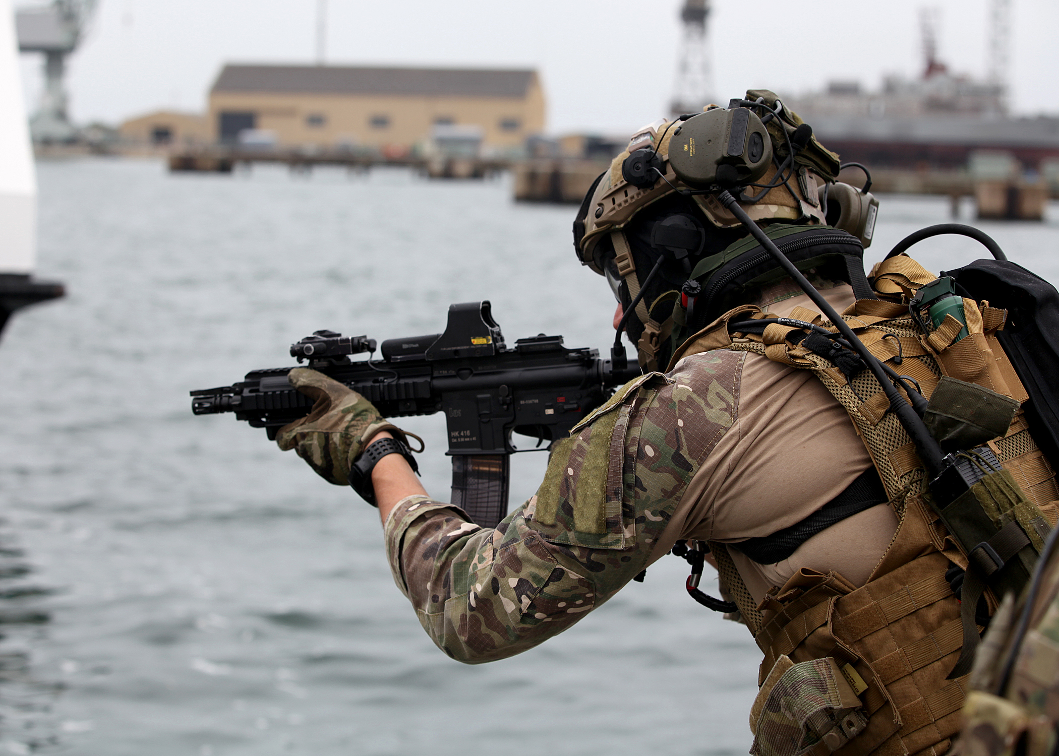 Developments in Special Operations Forces (SOF) - Armada