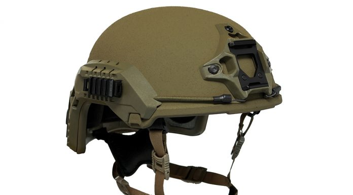 N49 Ultra Light Weight Ballistic Bump Helmet