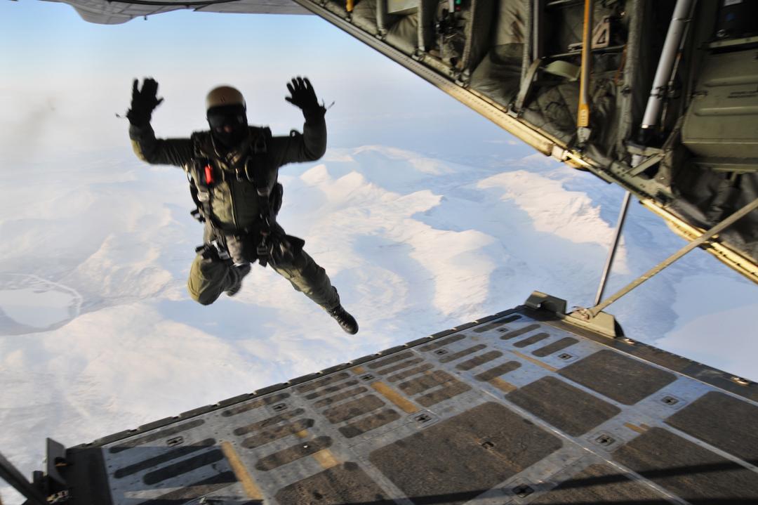 next-generation parachute