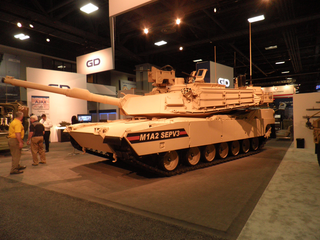 The M1A2