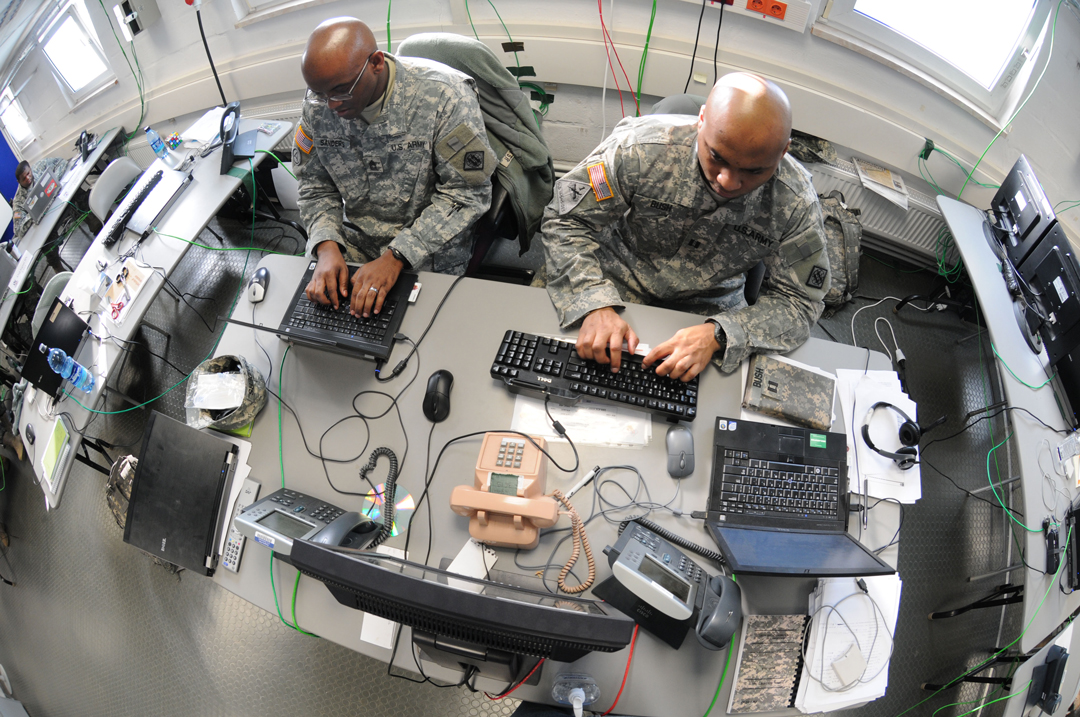 US NORTHCOM (Northern Command) Joint Cyber Control Centre