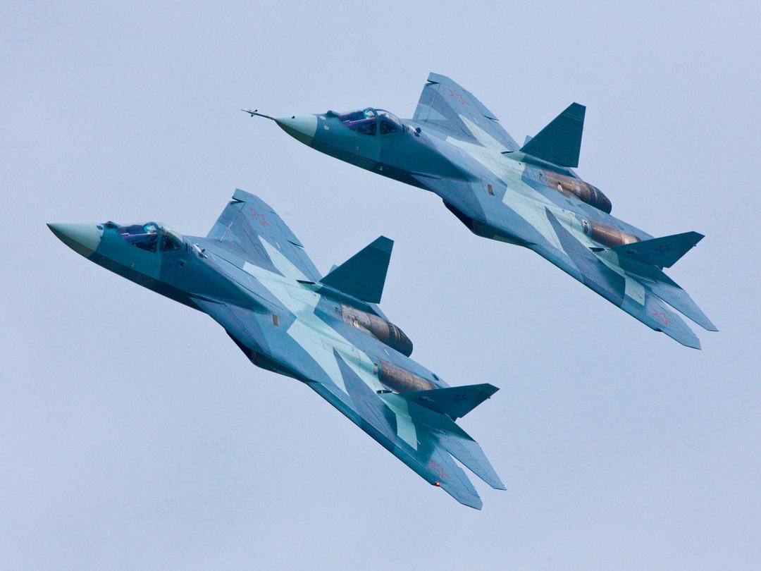 T-50 prototypes