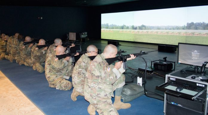 small arms training systems