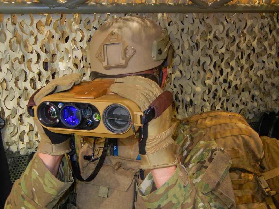 multifunction binoculars