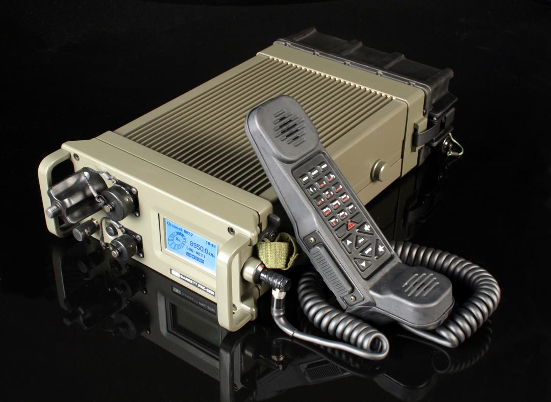 PRC-2090 HF tactical radio