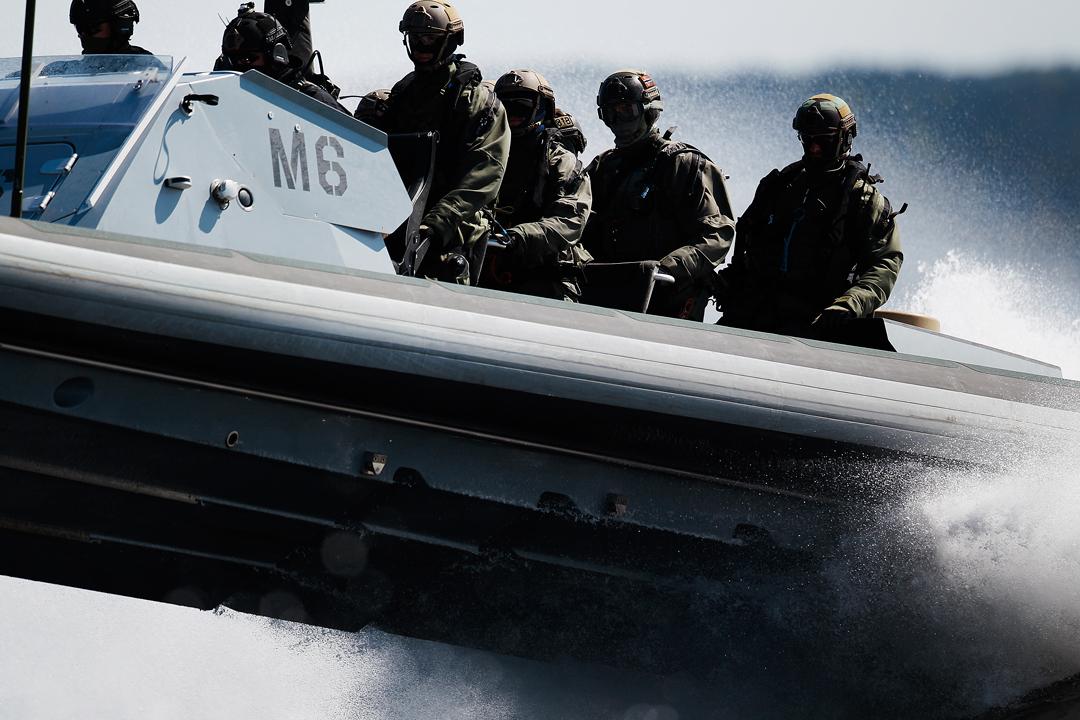 maritime interdiction operations