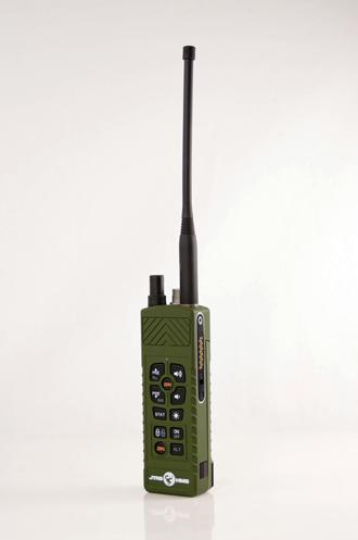 AN/PRC-154 Rifleman radio