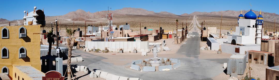 Centre of Medina Wasl