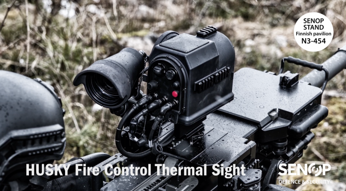 senop huskey thermal sight