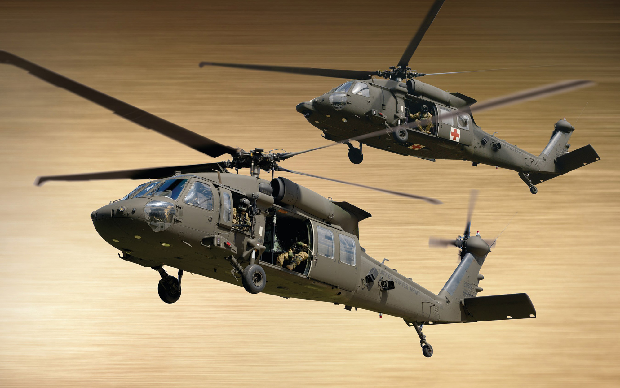 Sikorsky Signs to Buil...