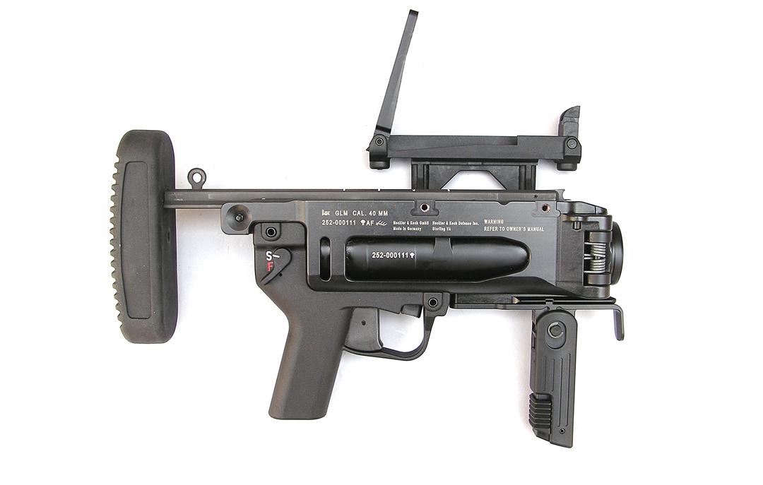 Heckler and Koch's M320