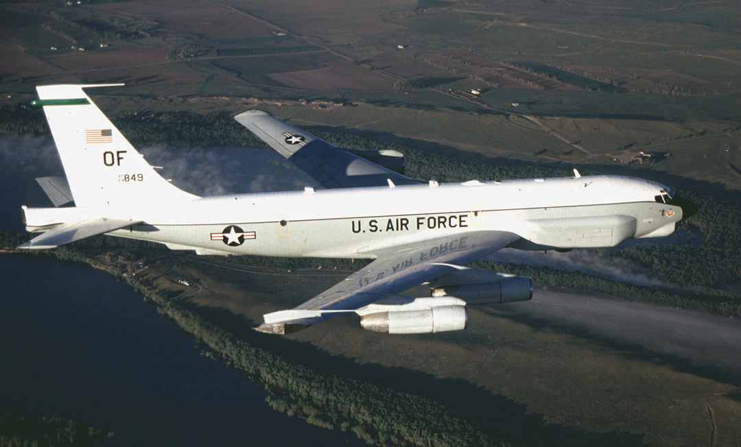 RC-135U Combat