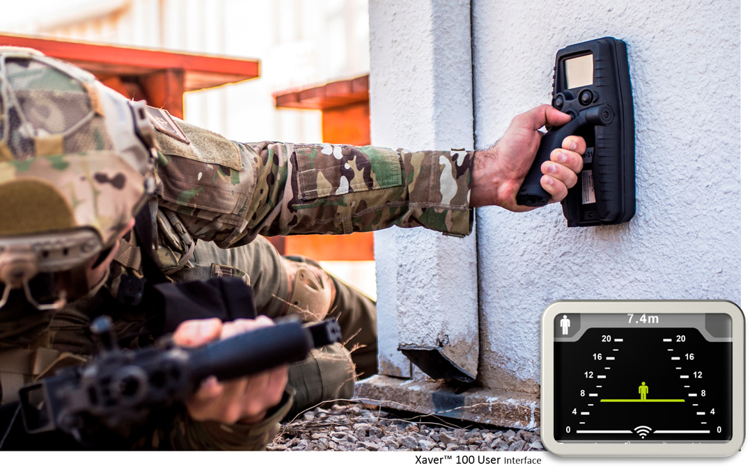 Camero's portable detection systems