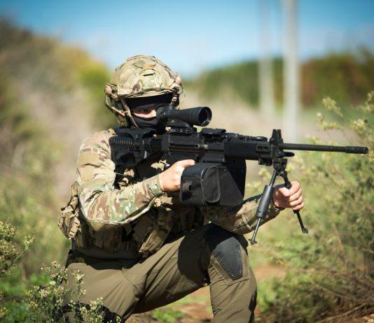 Negev NG-7 medium machine gun