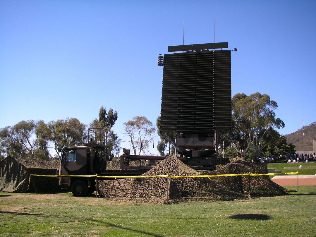 AN/FPS-117 radar