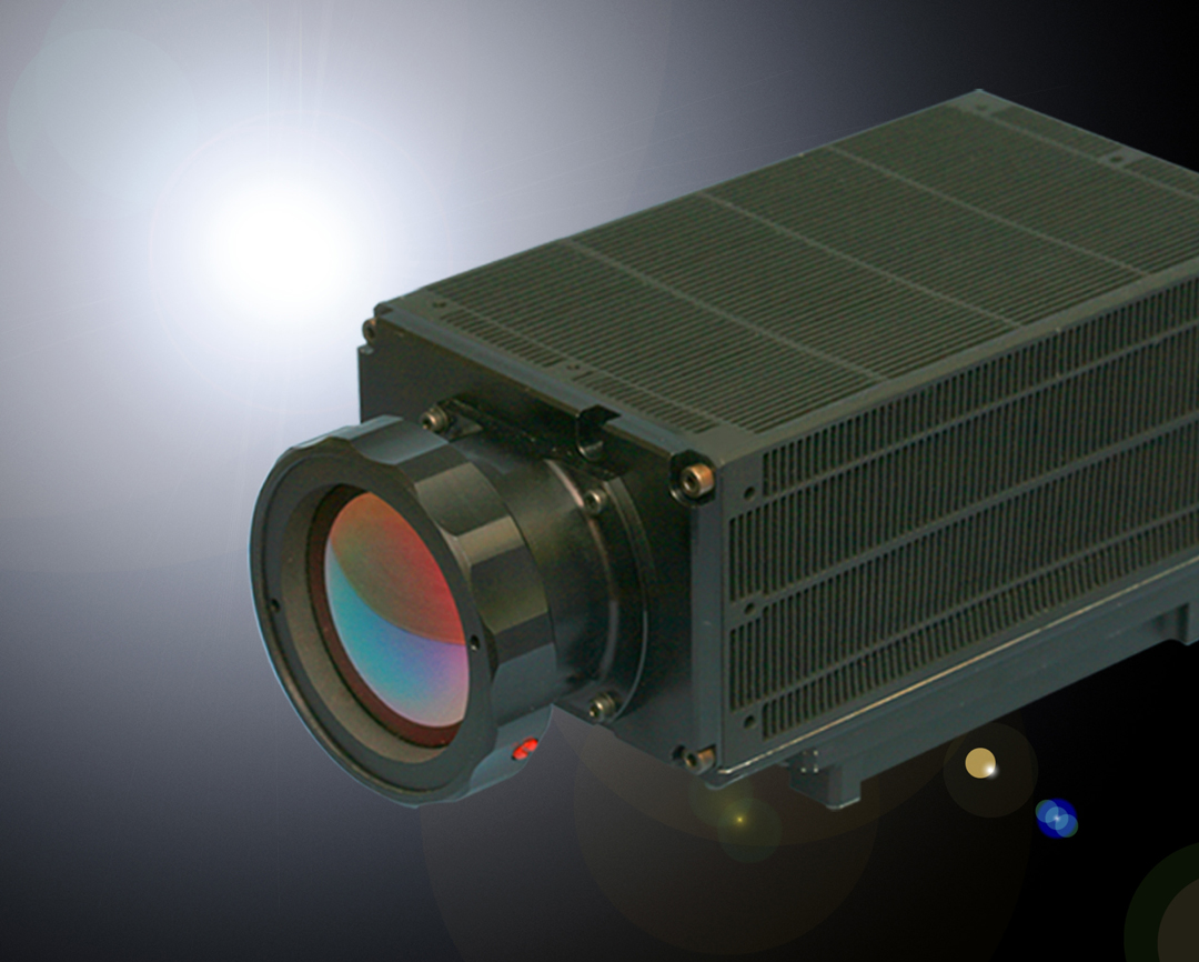 High-end thermal cameras from Finmeccanica