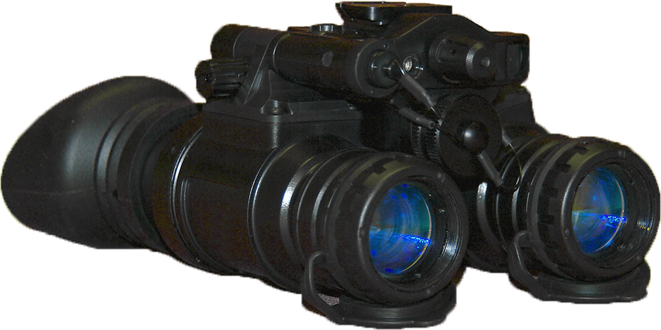 Harris' new F5032 lightweight binocular