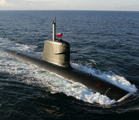'Scorpene' class submarines