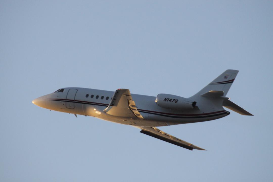 Dassault Falcon-2000 platform