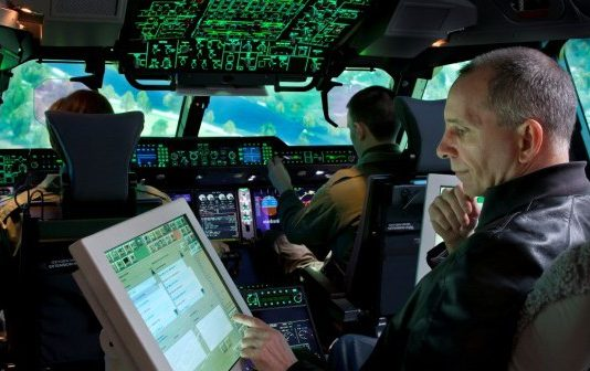 A400M-simulator-Thales