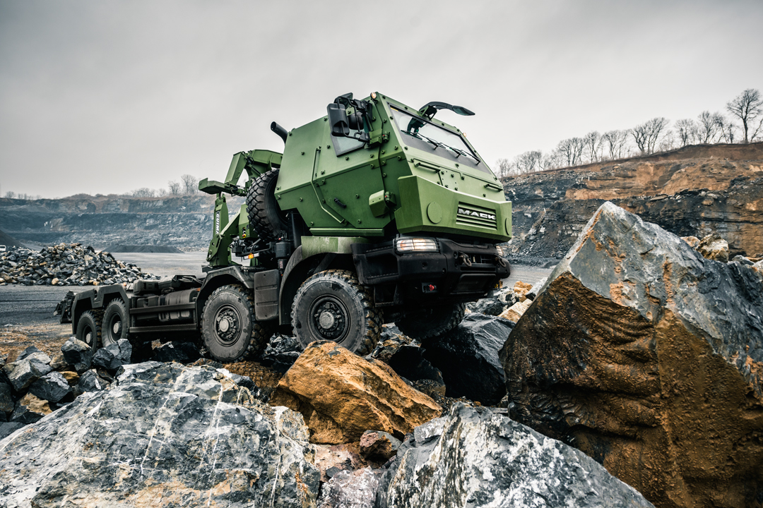 Renault Trucks Defence
