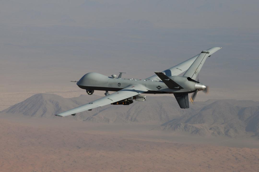 MQ-9 UAV