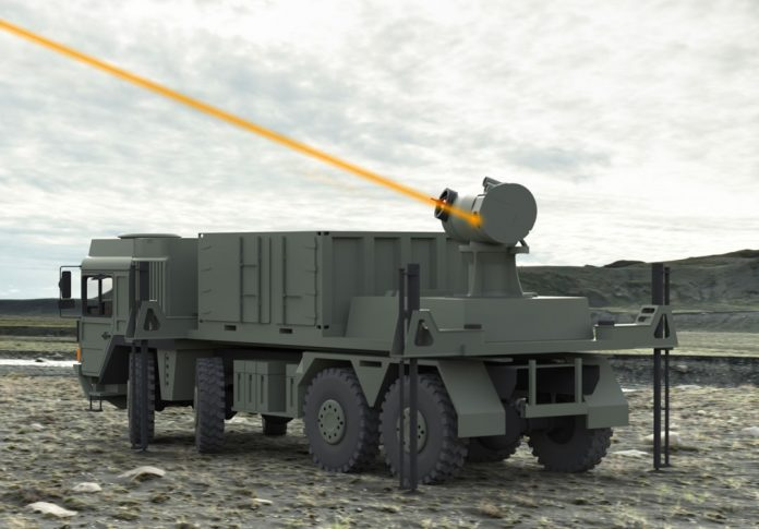 Vehicle-based applications for laser weapons