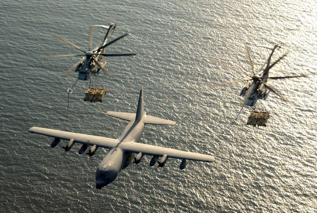 KC-130 family