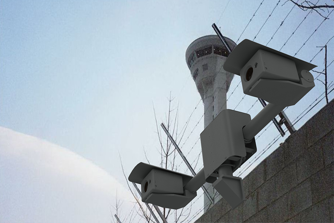 Controp's 3D-GUARD system