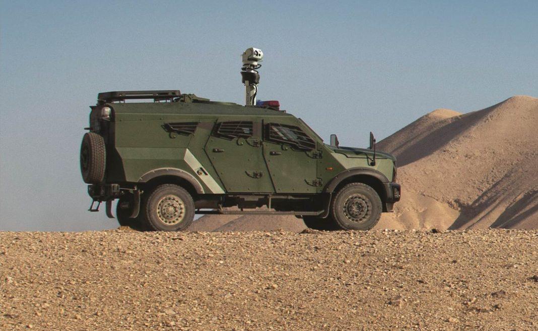 Spider C-1 vehicle