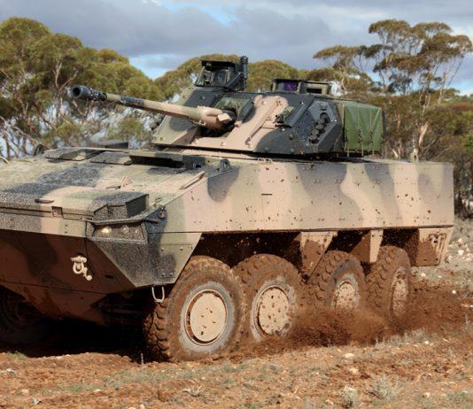 Patria's AMV